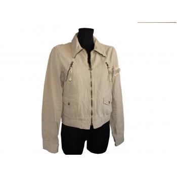 Женская бежевая куртка ZARA