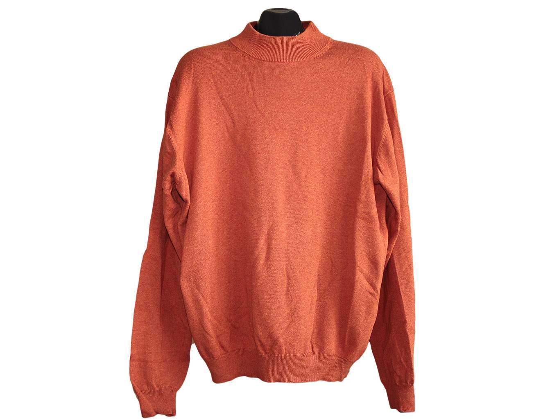 Мужской оранжевый свитер BAILEYS, XL