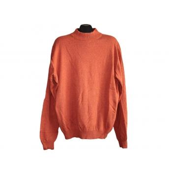 Мужской оранжевый свитер BAILEYS