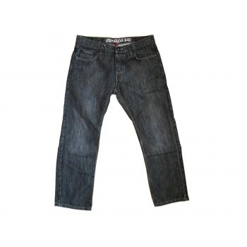 Мужские недорогие джинсы на низкий рост W 34 DENIM