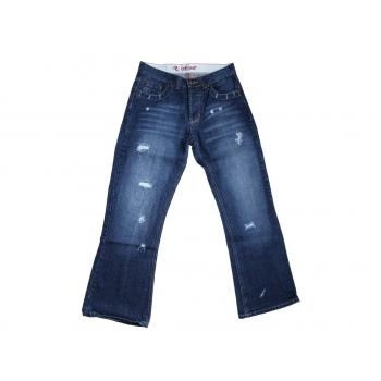 Женские рваные джинсы клеш REFINED, M