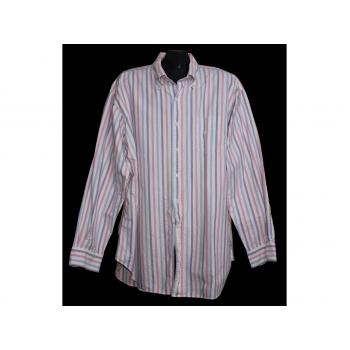 Мужская рубашка в полоску LEWIN, XXL