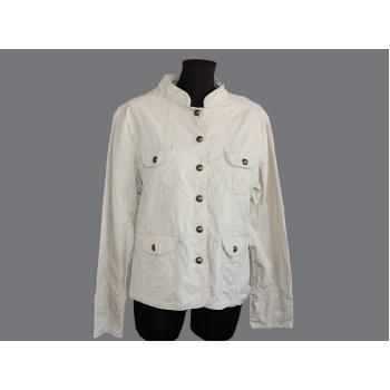 Женская бежевая куртка весна PAPAYA, XL