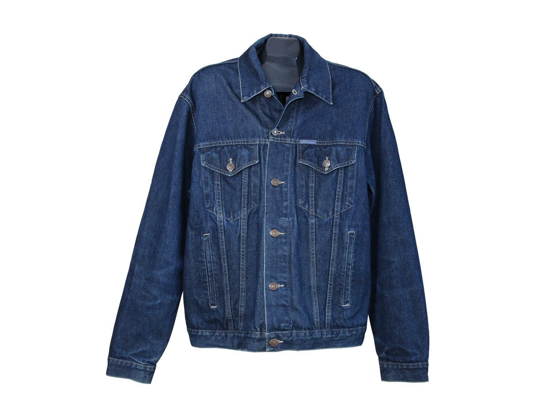 Куртка б у джинсовая мужская BEN SHERMAN, цена до 699, купить ... bb8ba73d238