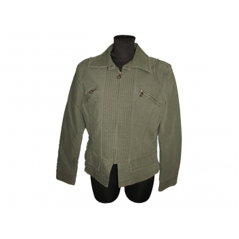 Женская зеленая куртка MEXX, L