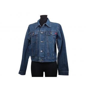 Женская синяя джинсовая куртка ONLY jeans wear, L