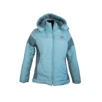 Женская зимняя голубая куртка ROTATION, M