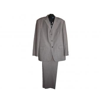 Мужской английский костюм MARKS & SPENCER FINE TECH, XL