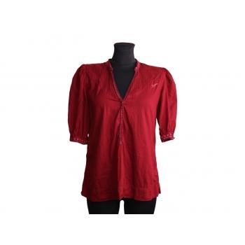 Блузка красная женская REPLAY, XS