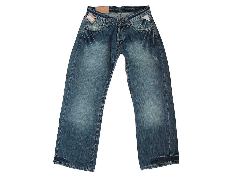 Женские широкие джинсы REPLAY, М