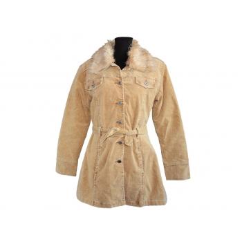 Женское вельветовое пальто осень NO, XXL