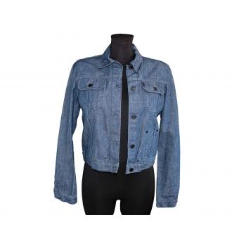 Женская синяя джинсовая куртка PEPE JEANS, S