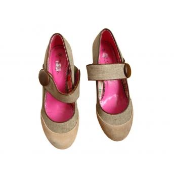 Женские недорогие туфли JANE KLAIN 38 размер