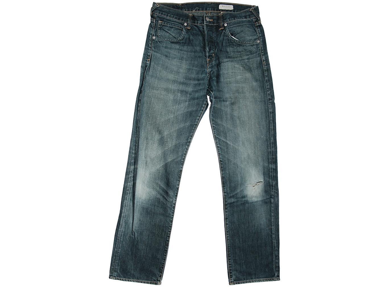 Мужские дешевые рваные джинсы W 30 H&M