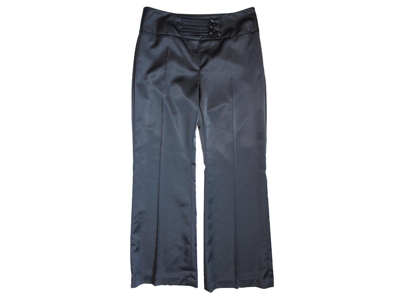 Женские черные классические брюки NEXT, М