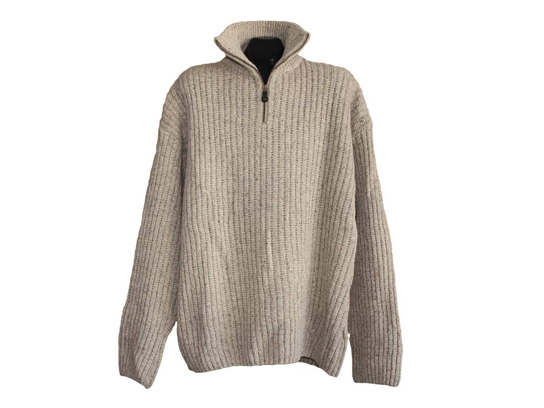 Мужской шерстяной свитер STATE OF ART