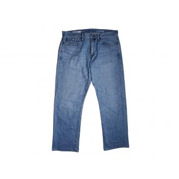 Мужские голубые джинсы GAP W 36 L 32