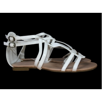 Женские белые сандалии ATMOSPHERE 37 размер