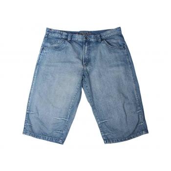Мужские джинсовые шорты большого размера ANGELO LITRICO W 42