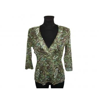 Женская зеленая блузка PESCARA, L