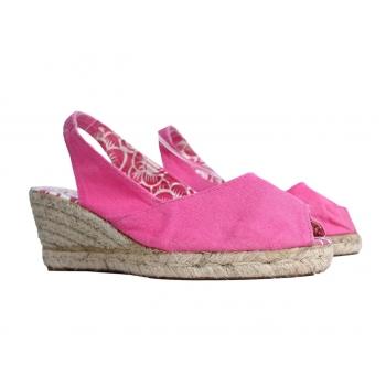 Женские розовые босоножки E-VIE 37 размер