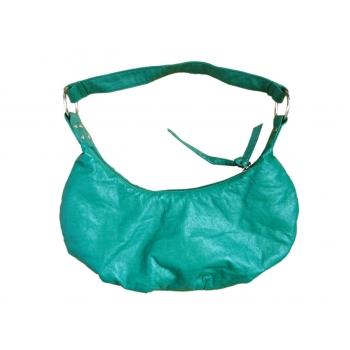 Зеленая женская сумочка