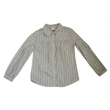 Детская рубашка BON A PARTE для девочки 5-9 лет