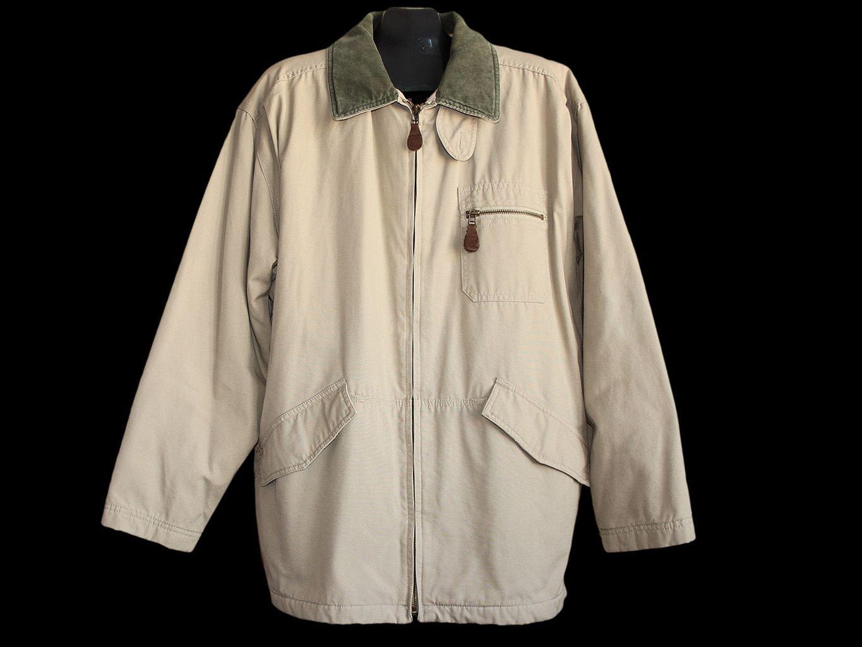 Мужская демисезонная куртка GEORGE, 3XL