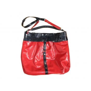 Женская красная сумка LACHETTA