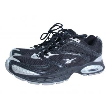 Детские черные кроссовки REEBOK на мальчика 10-14 лет