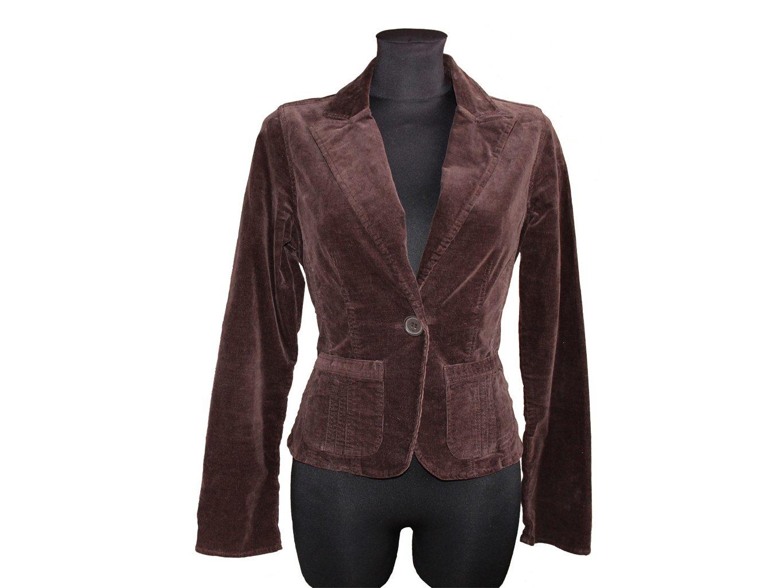 Женский велюровый пиджак WE, XS