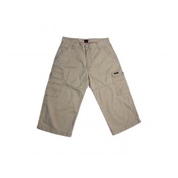 Мужские бежевые длинные шорты BIGSTAR W 30