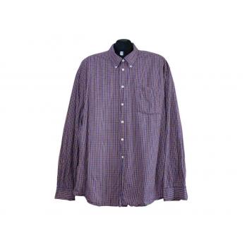 Мужская рубашка в клетку ONE WAY, XXL
