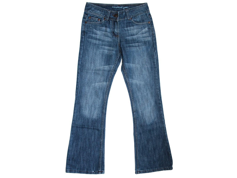 Женские недорогие джинсы клеш DENIM, XS