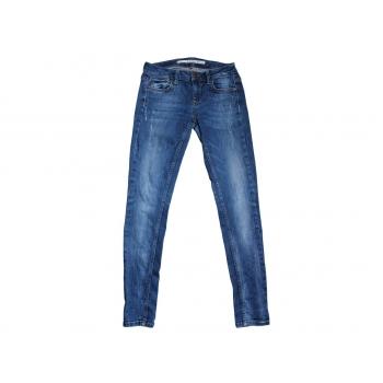 Женские рваные узкие джинсы MOTO TOP SHOP