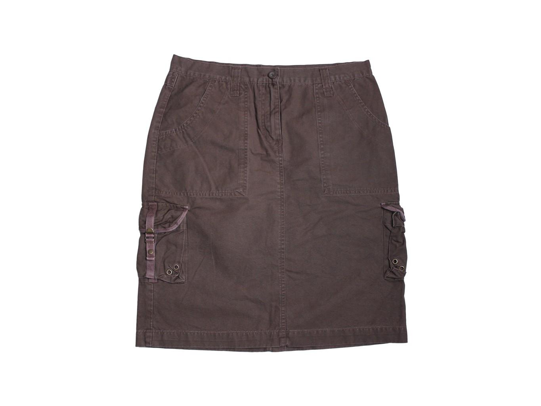 Женская юбка миди BENETTON, М
