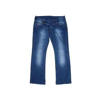 Женские прямые синие джинсы DIESEL, XXL