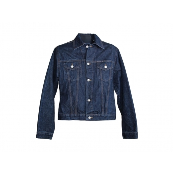 Женская синяя джинсовая куртка COLOMBUS JEANS, L