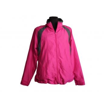 Женская куртка ветровка малинового цвета TEKGEAR, XXL