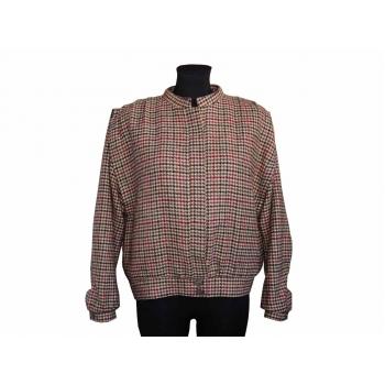 Женская коричневая куртка на осень весну W.BILL, XL