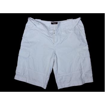 Мужские белые шорты RIFLE CARGO W 38