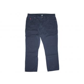 Мужские синие брюки чинос POLO RALPH LAUREN W 36 L 32