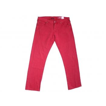 Мужские красные джинсы W 36 GUESS JEANS