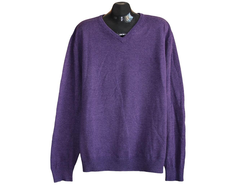 Мужской фиолетовый свитер JACK & JONES, XXL