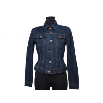 Женская синяя джинсовая куртка WAREHOUSE, S