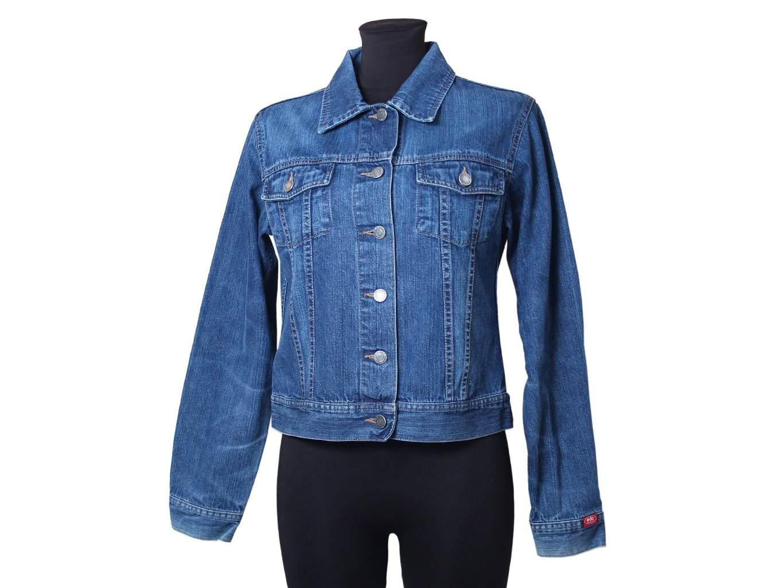 Женская джинсовая одежда купить недорого в