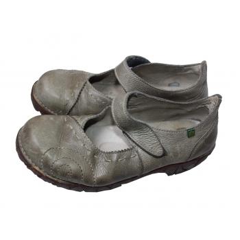Женские кожаные туфли EL NATURALISTA 37 размер