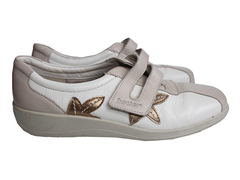 27359610 Женские кожаные женские туфли 36 размер, на низком ходу, HOTTER ...