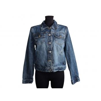 Женская синяя джинсовая куртка весна осень EXPRESS JEANS, M