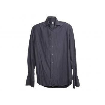 Мужская серая рубашка ZARA MAN, L